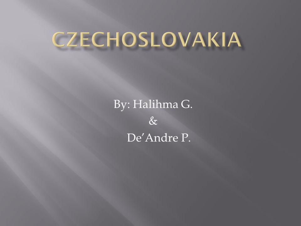 By: Halihma G. & De'Andre P.