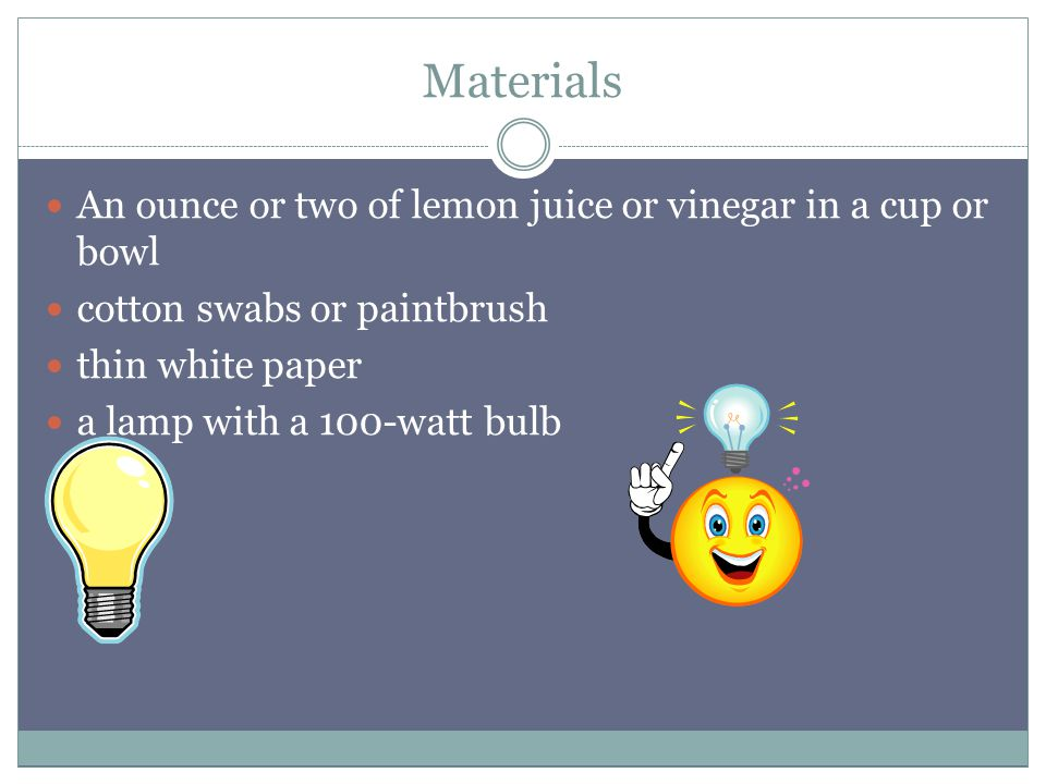 Hypothesis Is it properly(rubbing alcohol) alcohol works best in making invisible ink because it can dry easily.