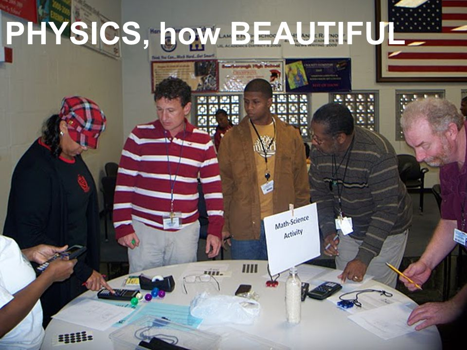 Chemistry at it's best!