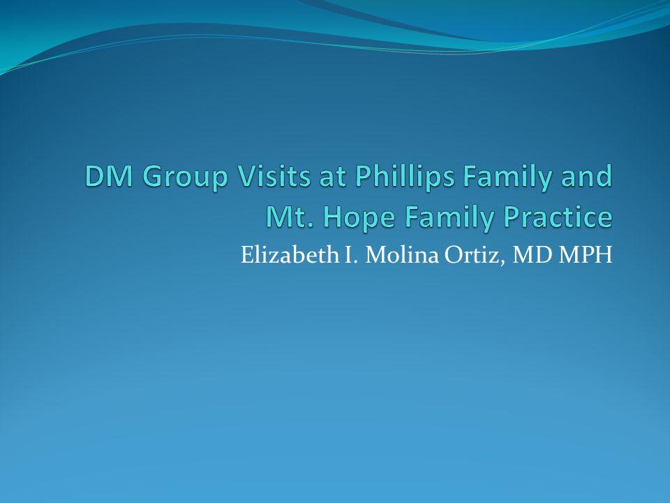 Elizabeth I. Molina Ortiz, MD MPH