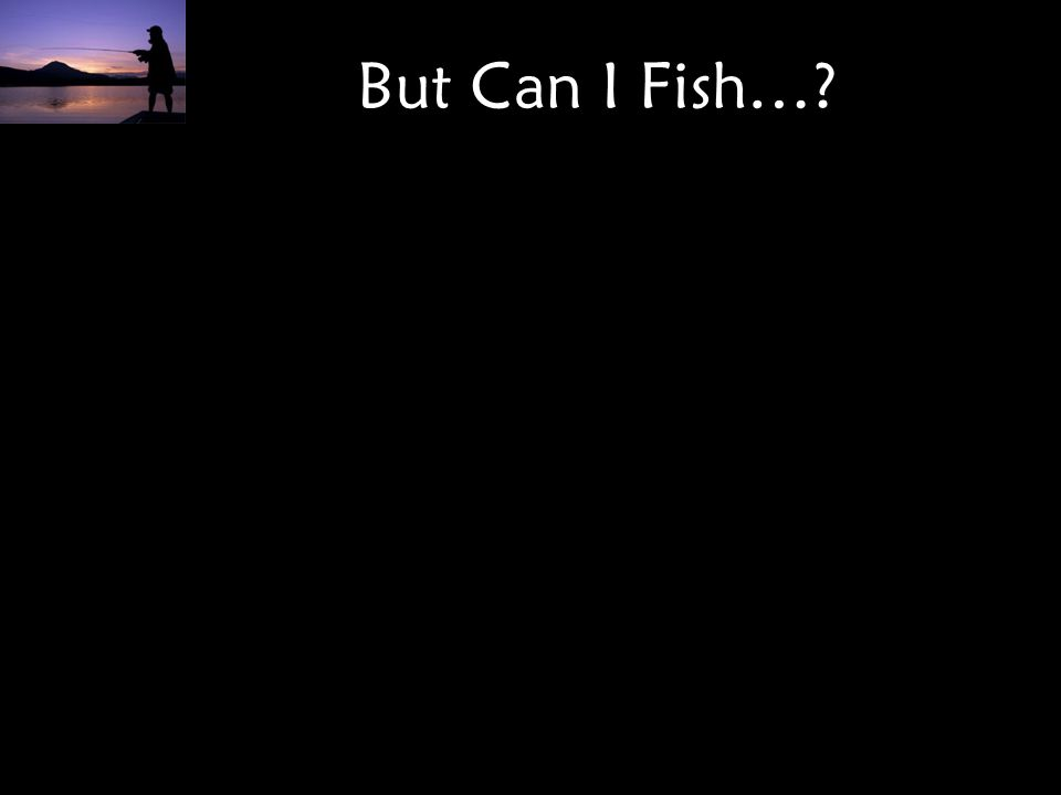 Where Is Your Fishing Spot?