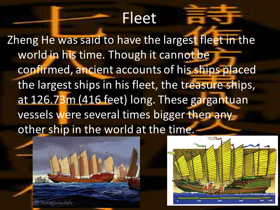 Status It is interesting to note that Zheng He was not only a eunuch, who should have found it impossible to rise to the rank and greatness he did due to their status, and castration, but he is also Muslim.