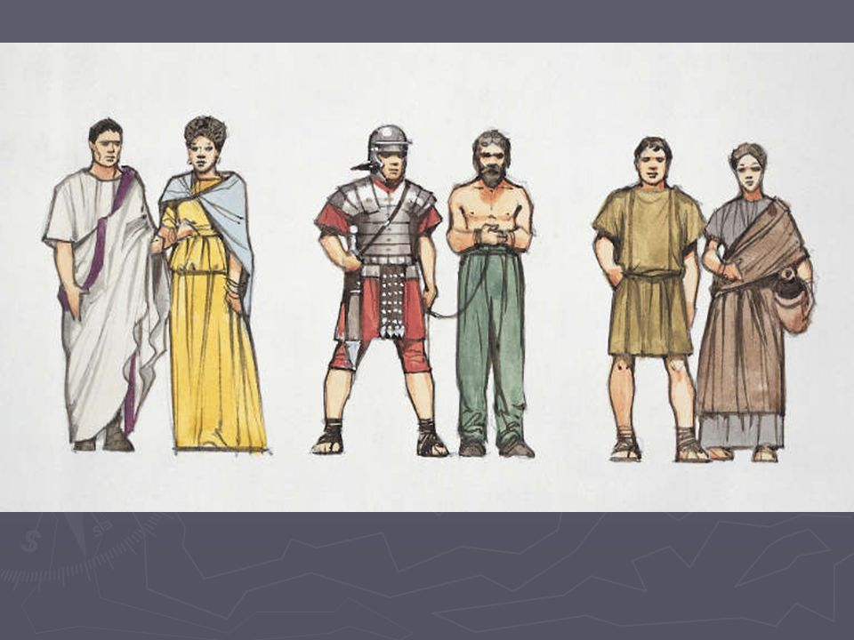 Cincinnatus ► The Roman Government had a provision for a dictator during times of distress.