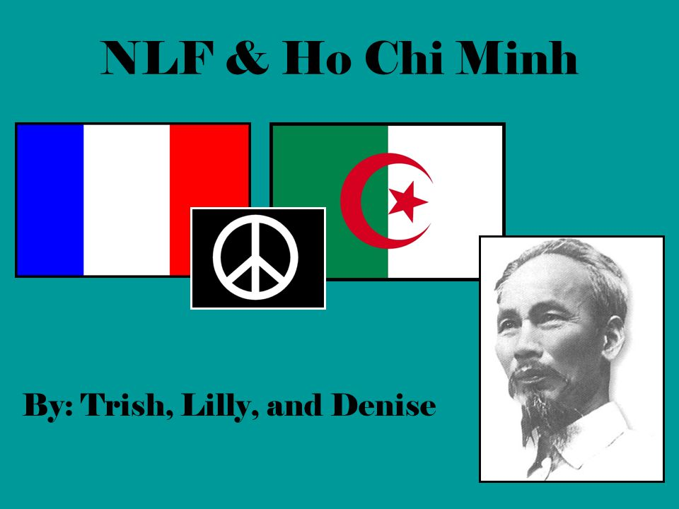 National Liberation Front (NLF) Socialist political party in Algeria Formed in 1954 to give Algeria freedom from France.