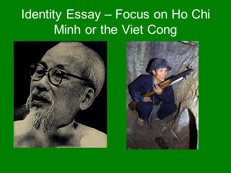 Work in pairs to start gathering notes on: 1.Which characteristics made the Viet Cong a distinctive group.