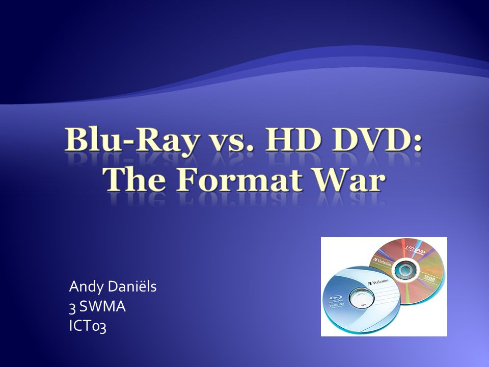 Introduction History Technical Comparison Companies Security Why Blu-ray is On the Rise.