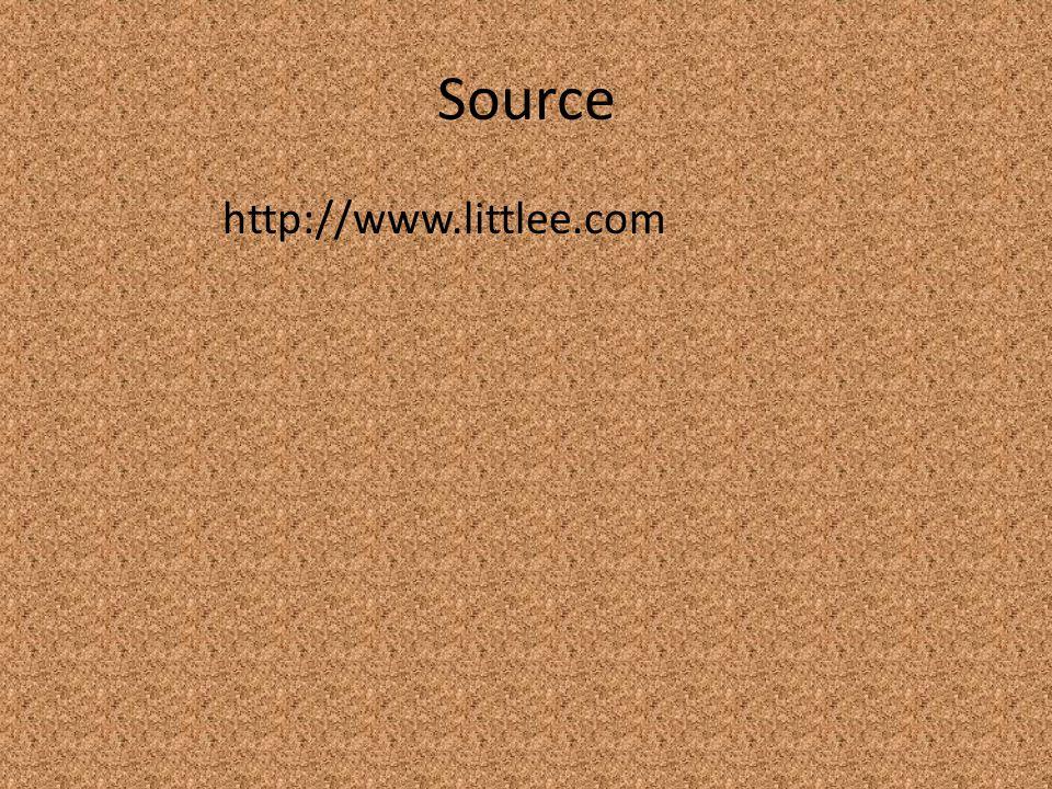 Source http://www.littlee.com