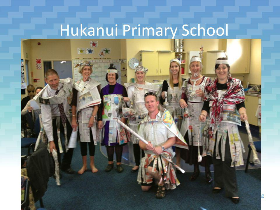 www.tetoitupu.org Hukanui Primary School