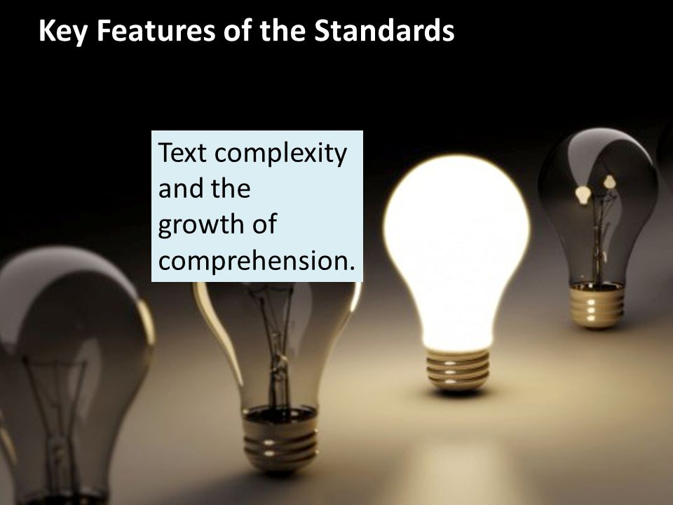 Text complexity and the growth of comprehension.