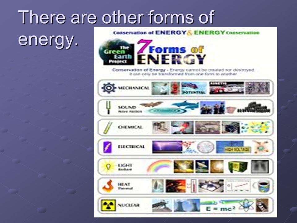 Mechanical Energy The total amount of KE and PE is referred to as the total MECHANICAL ENERGY of an object. TME = KE + PE
