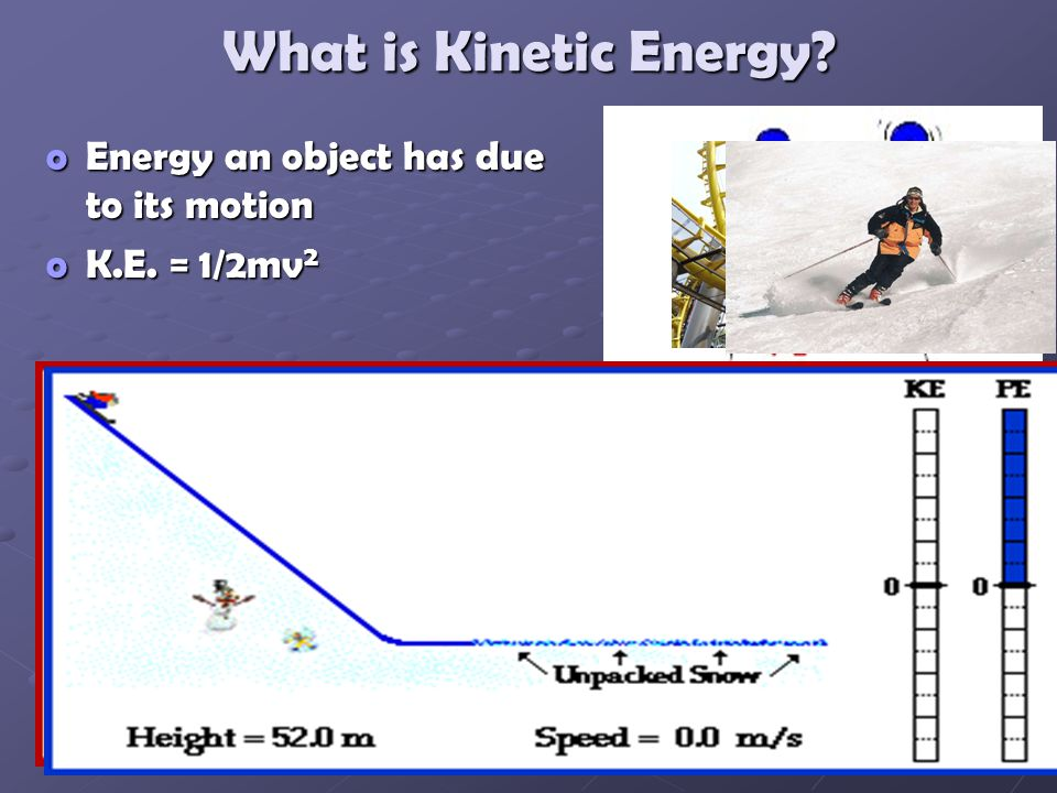What is Chemical Potential Energy? oPotential energy stored within the chemical bonds of an object