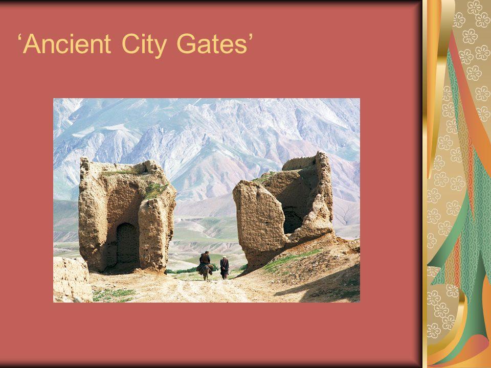 'Ancient City Gates'