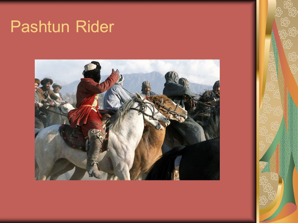 Pashtun Rider