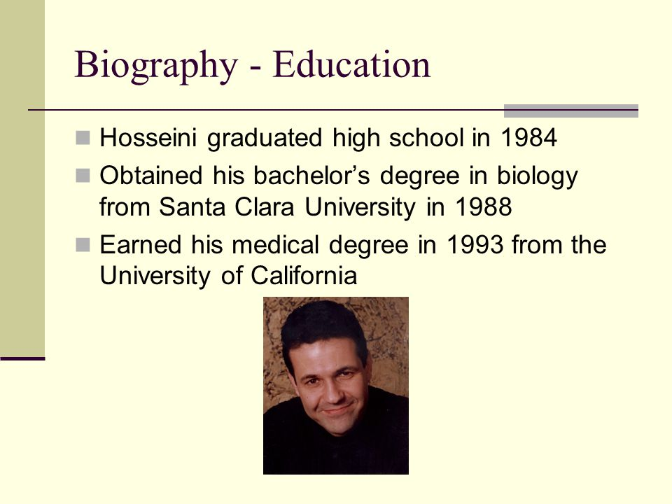 Biography – Interesting Facts In June 2006 he was awarded the 2006 Humanitarian Award from the UN Refugee Agency.