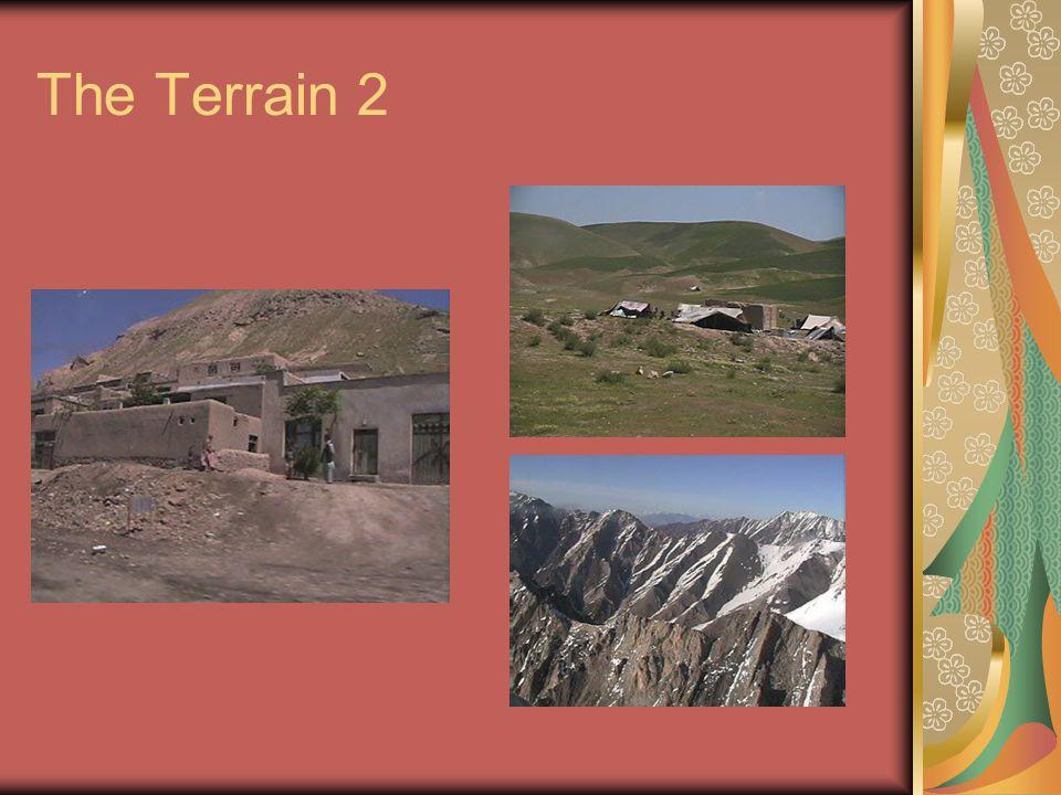 The Terrain 2