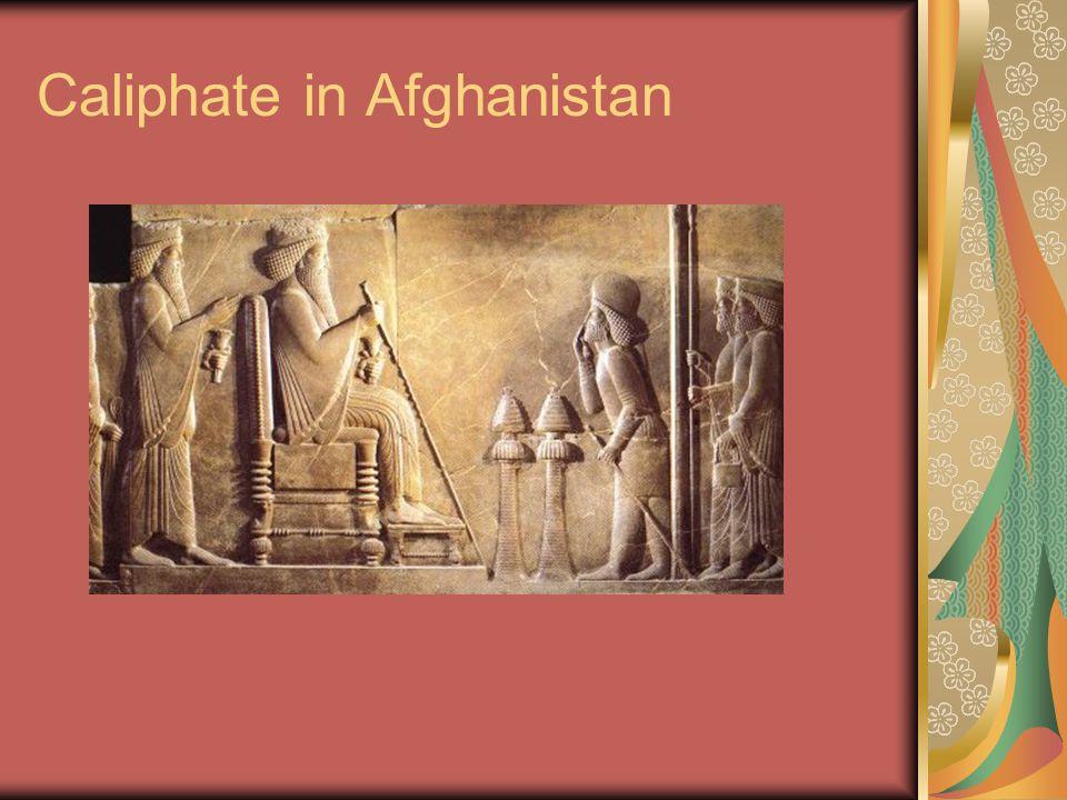 Caliphate in Afghanistan