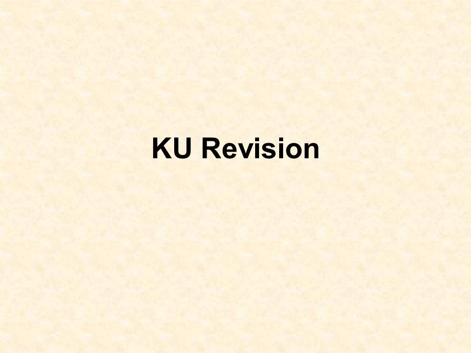 KU Revision