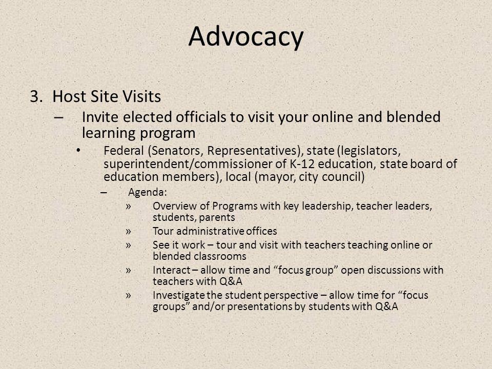 Advocacy 3.