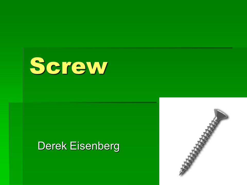 Screw Derek Eisenberg