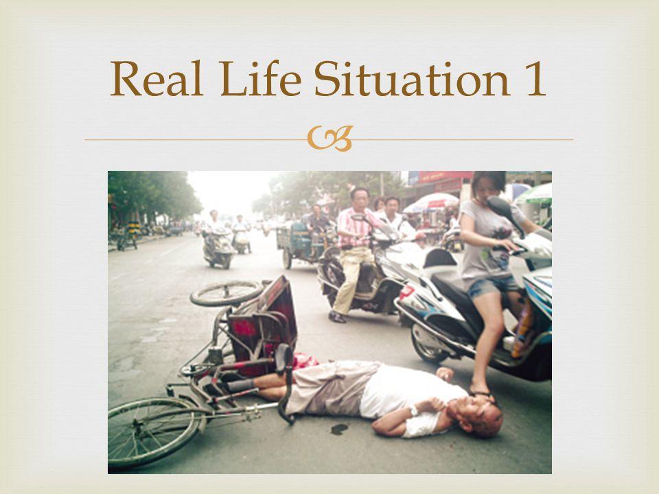  Real Life Situation 2