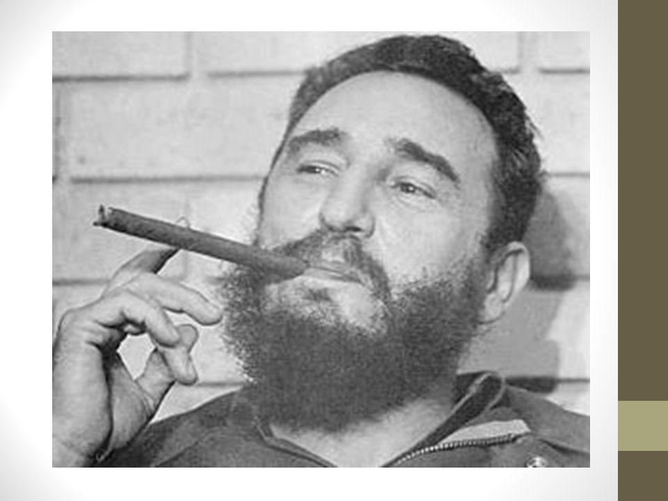 Background information Fidel Castro assumed full control of Presidential power in July 1959.