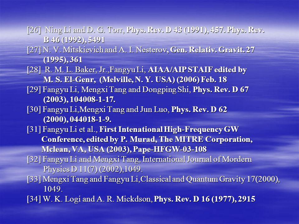 [17] X. Yang, et al., Optics Letters 27 (2002), 1135 [18] Yuelin Li et al., Opt.
