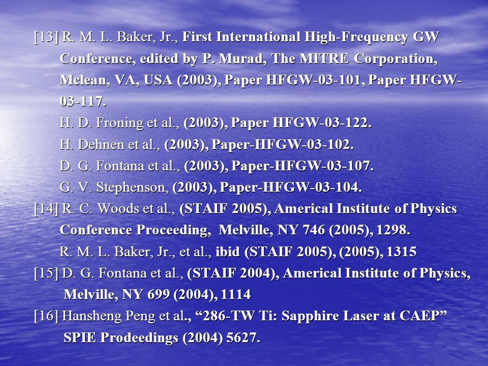 [1] W. J. Kim et al., Phys. Rev. Lett 96 (2006), 2000402 [2] M.