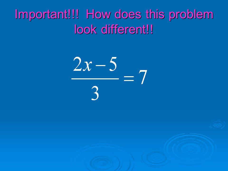 12 7x + 5x - 12 = 48 12x - 12 = 48 +12 12x = 60 X = 5 Algebraic Equations Distributive Property