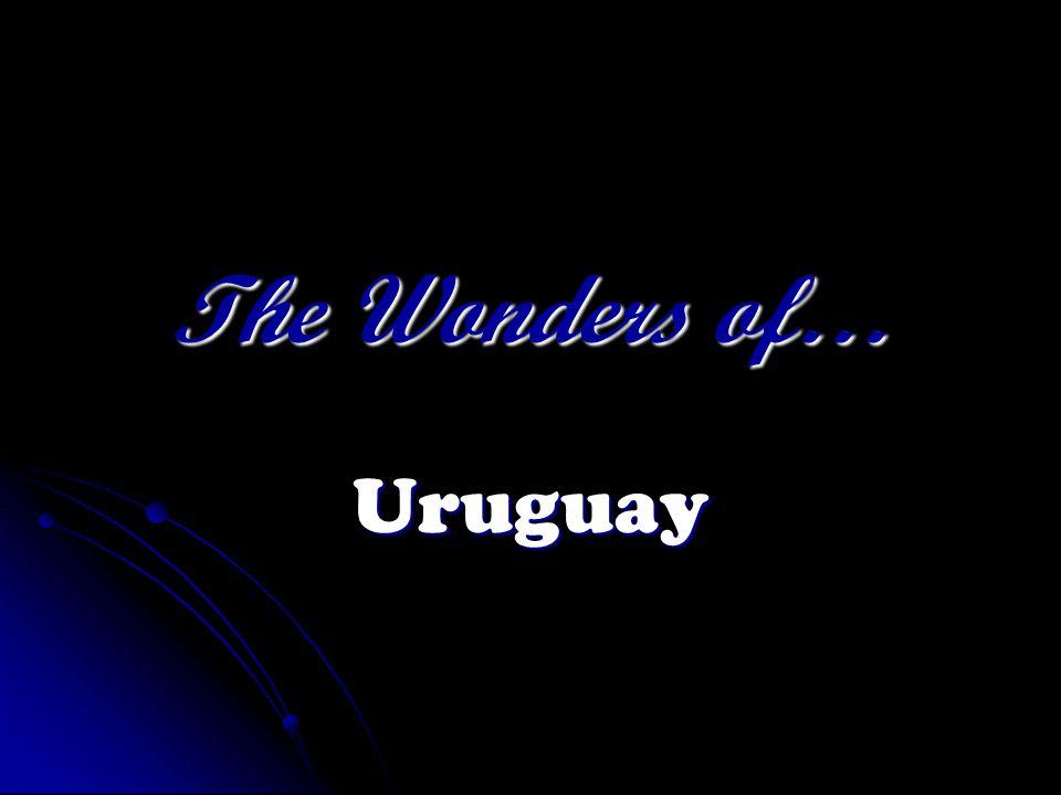 The Wonders of… Uruguay