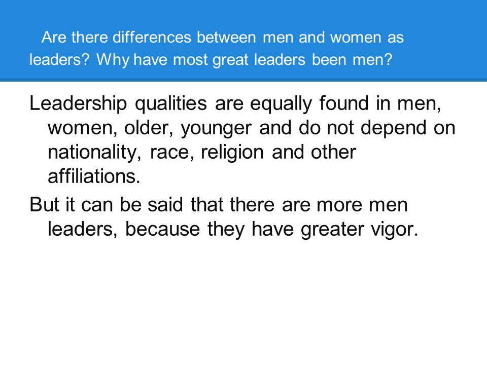 Are people who were leaders at school more likely to be leaders later in life.