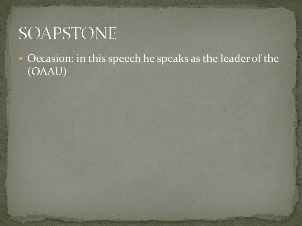 Audience: Malcolm addresses Mr.