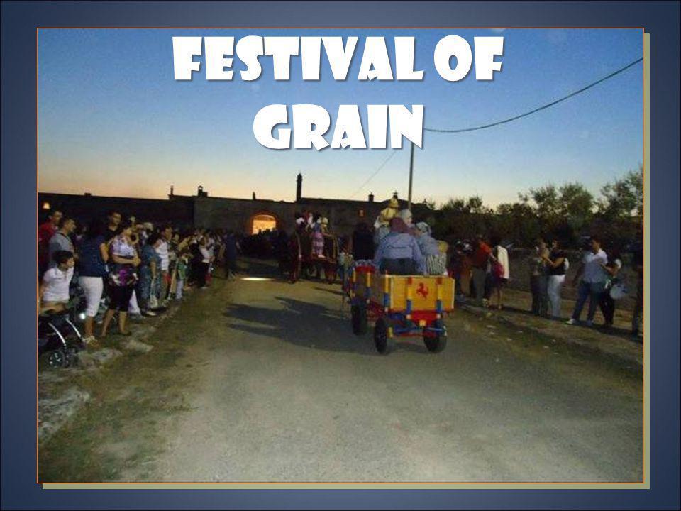 Festival of grain