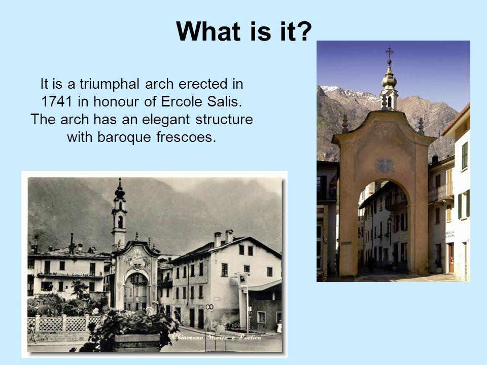 Who was Ercole Salis.