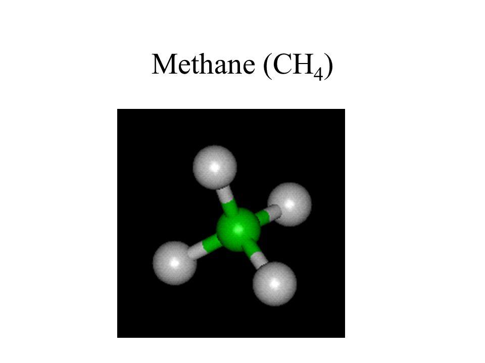 Methane (CH 4 )