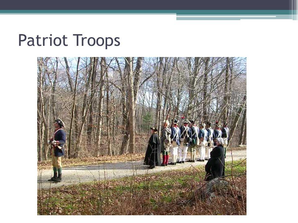Patriot Troops