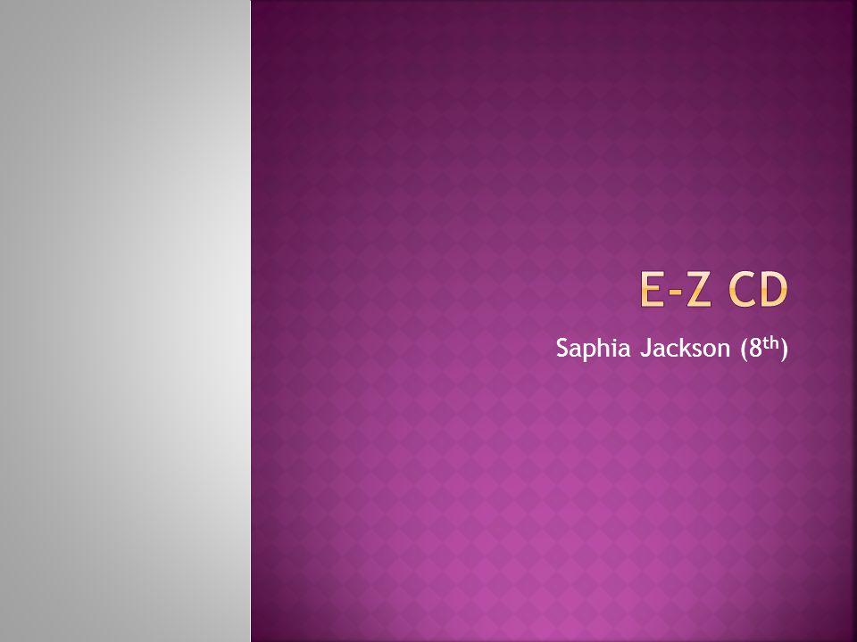 Saphia Jackson (8 th )