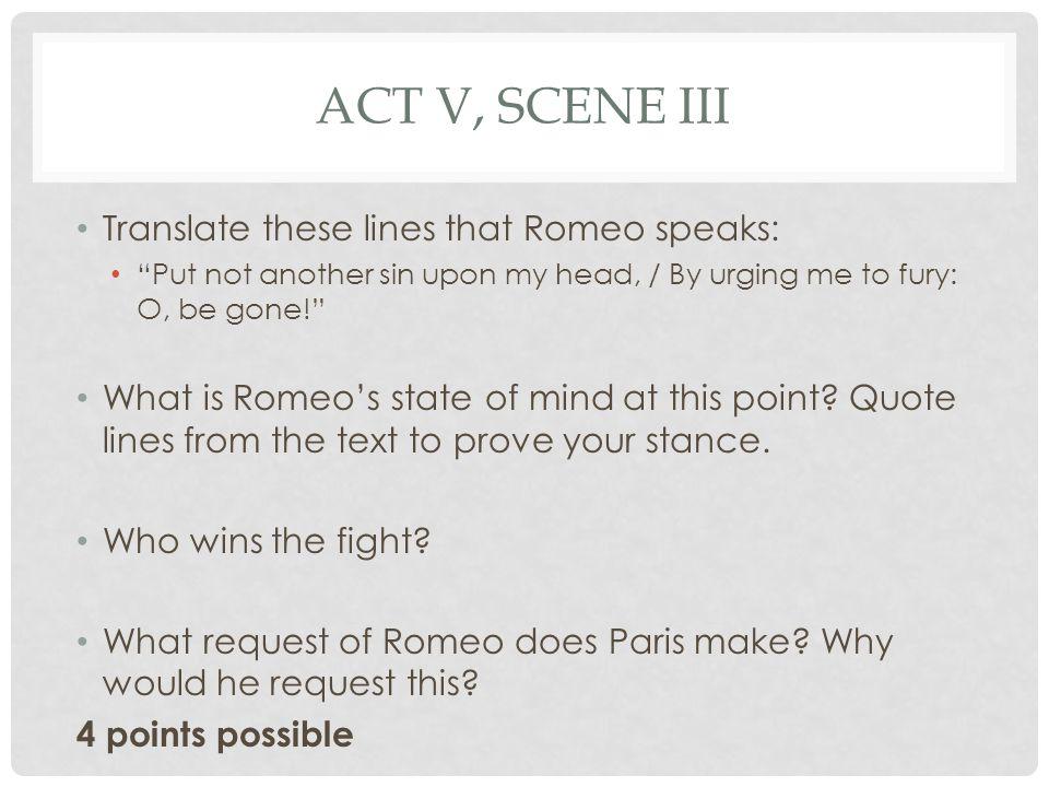 ACT V, SCENE III How is Paris related to Mercutio.