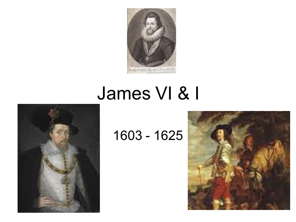 Historical Perspective's on James PERSONALITY Physically, personally, morally grotesque.
