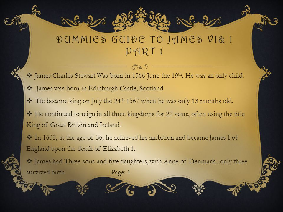 SHORT ANSWERS  Why did James never see his mother ever again??? Page: 11