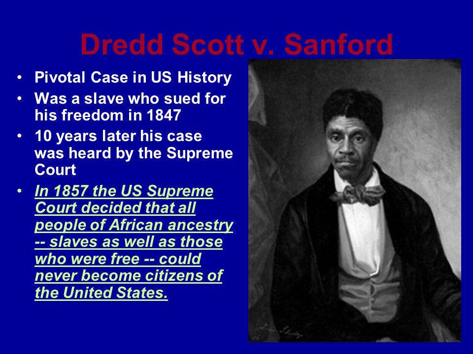 Dredd Scott v.