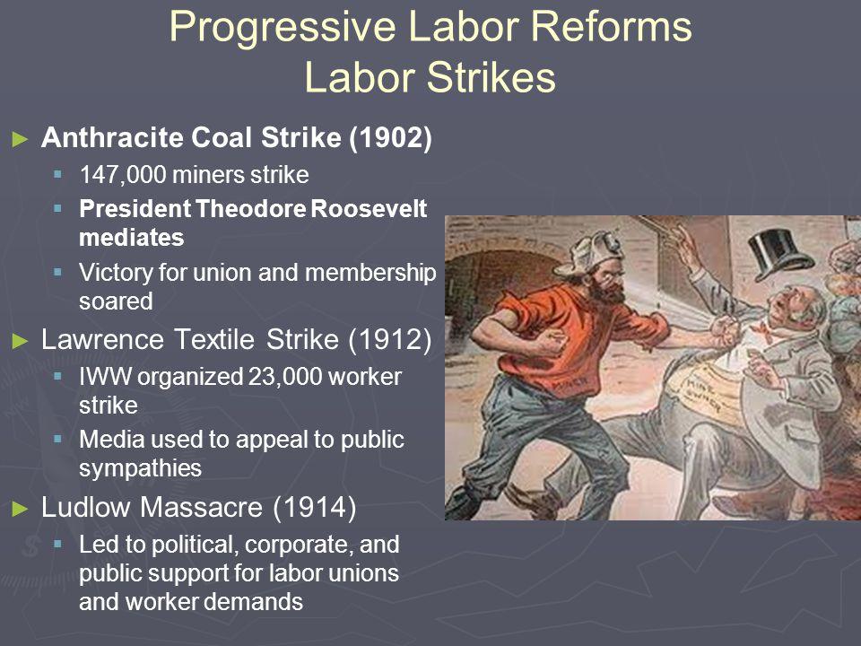 Progressive Labor Reforms Labor - Working Hours ► ► Lochner v.