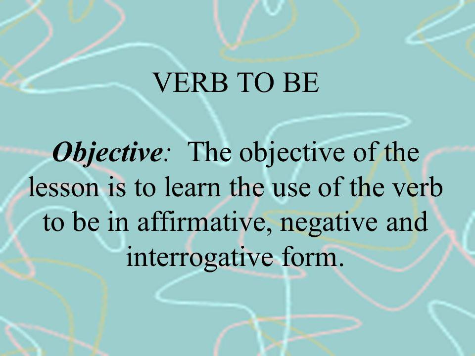 Maestría en Tecnología Educativa Segunda Generación Use of verb To Be By L.E.L.I. Susana del Carmen Díaz Cañas Lic. Areli López Mendoza L.I. José Máxi