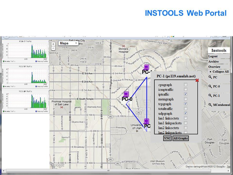 INSTOOLS Web Portal