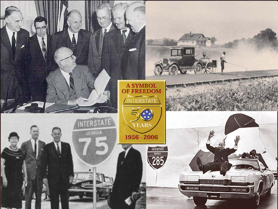 Interstate 50 th Anniversary Georgia Celebrates the Interstates