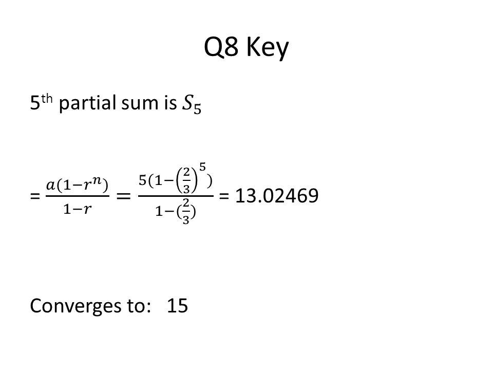 Q8 Key