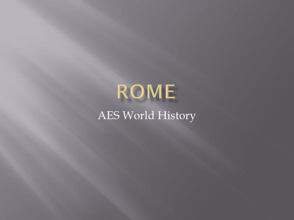AES World History