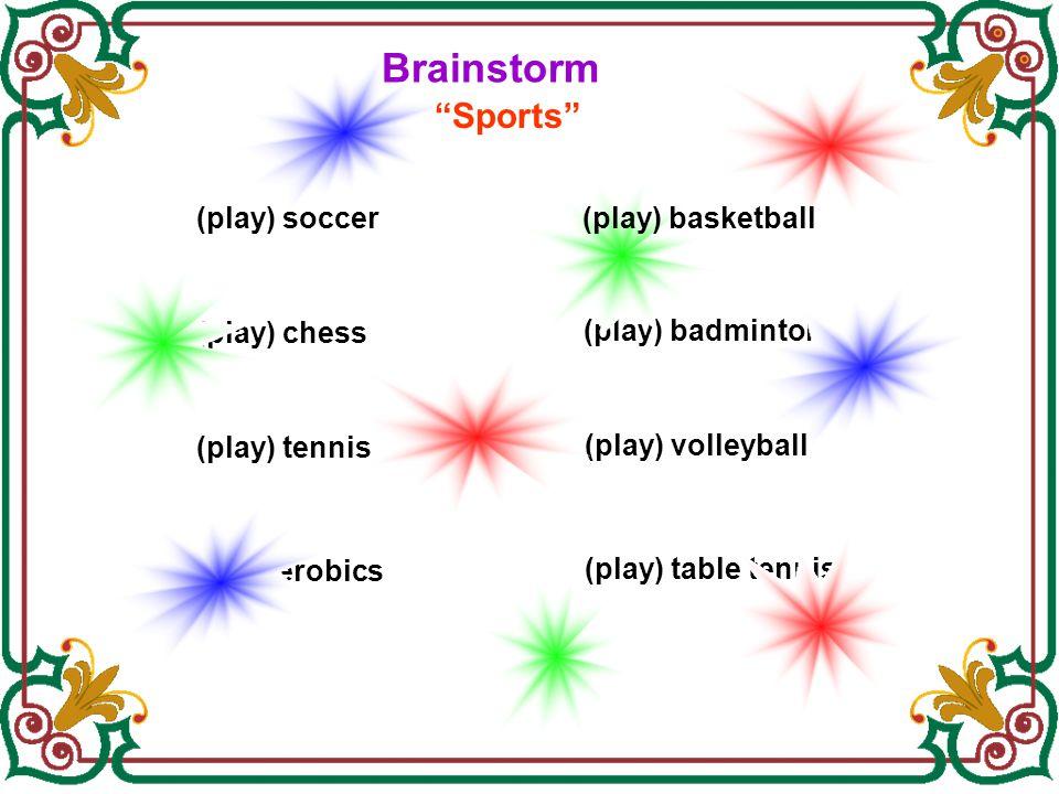 Brainstorm Sports