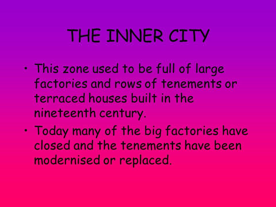 GLASGOW'S INNER CITY Finnieston Crane – evidence of former ship building industries