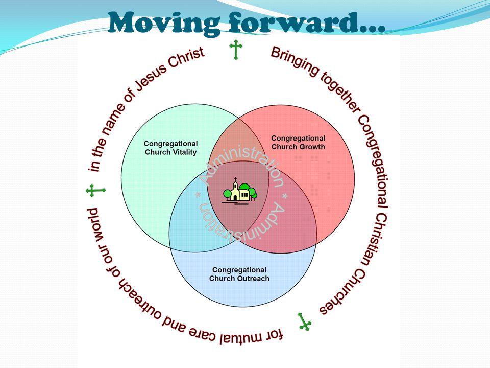 Moving forward…