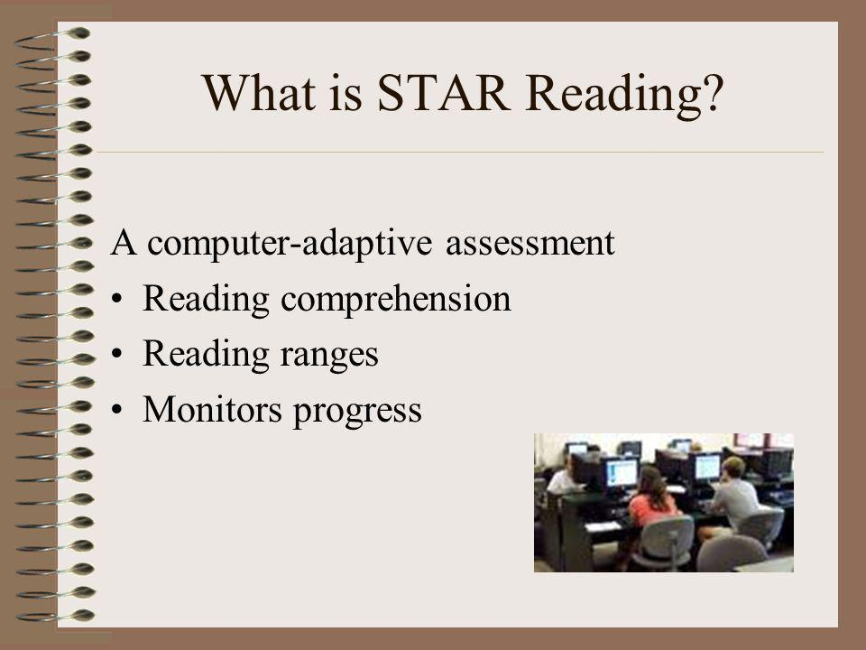 What is STAR Reading.